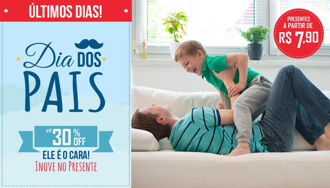Banner: Dia dos Pais