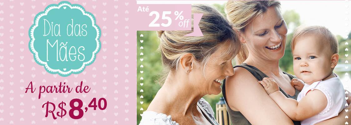 Banner: Dia das Mães